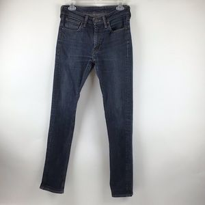 Levi's Commuter Pro 510 Skinny Stretch Jeans 32x32